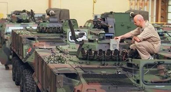 Almanya'dan silah satışında tarihi rekor