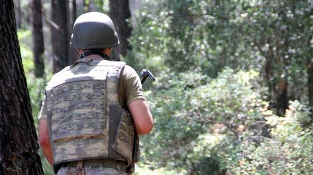 Marmaris'te 'kayıp komando' alarmı sürüyor