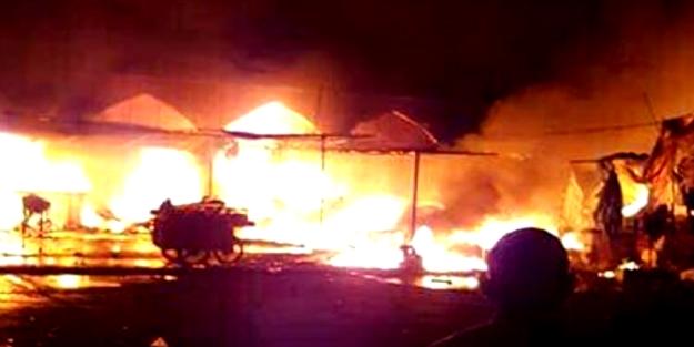Bağdat'ta Şii türbesine saldırı: En az 50 kişi yaşamını yitirdi