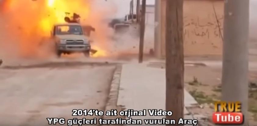 VİDEO | 'Bahoz Erdal'ın vurulma anı' görüntüleri de sahte çıktı