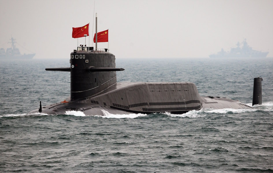 Çin'den askeri tatbikat