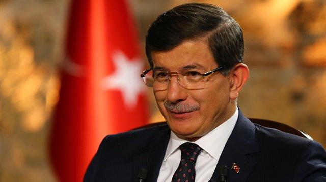 Davutoğlu'ndan Suriye çıkışı