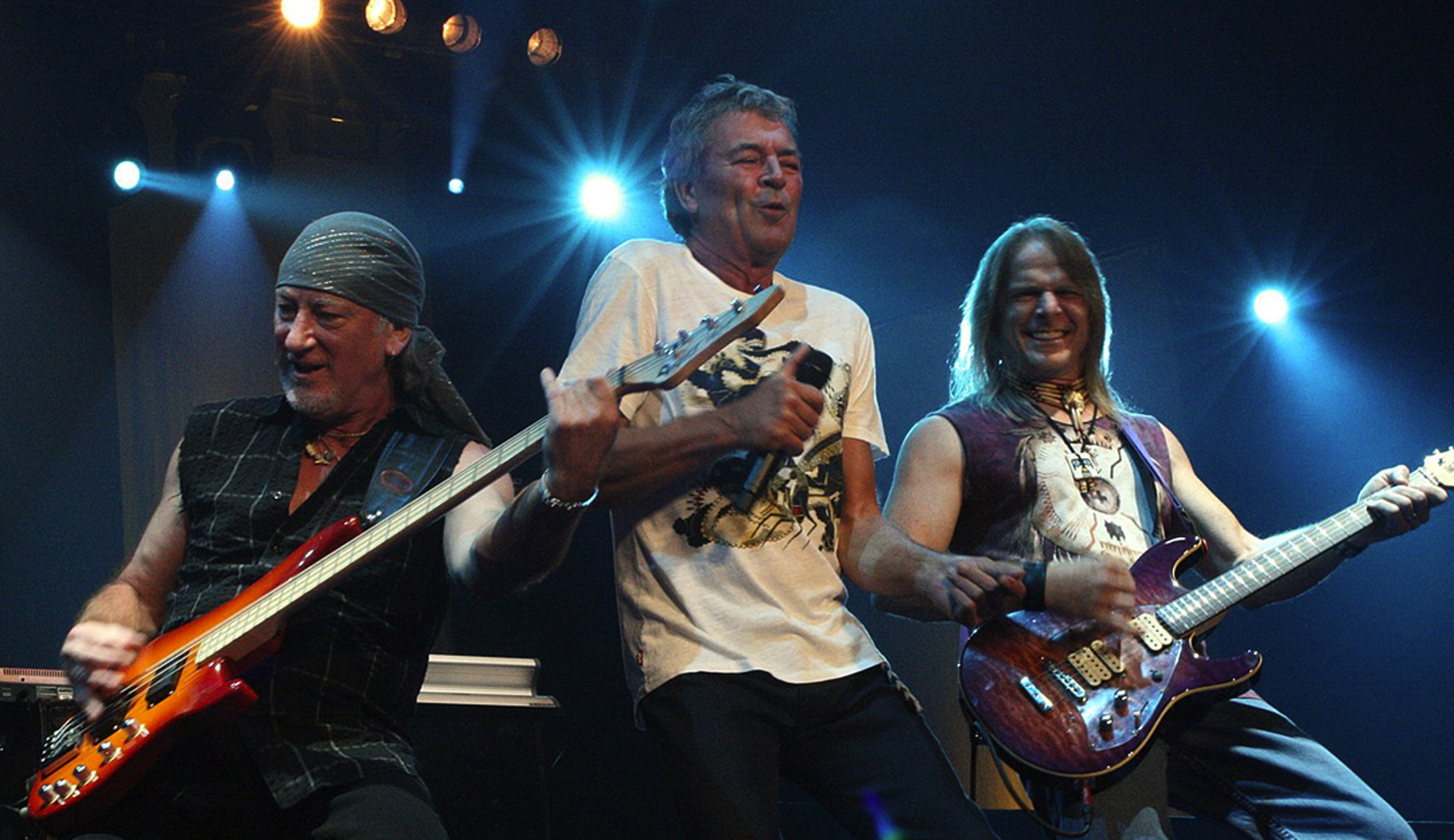Deep Purple Antalya'ya geliyor