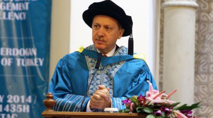 Erdoğan'ın 'mezun' olduğu üniversite değişti!