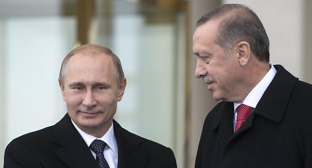 Rus gazete, Erdoğan-Putin görüşmesi için tarih verdi