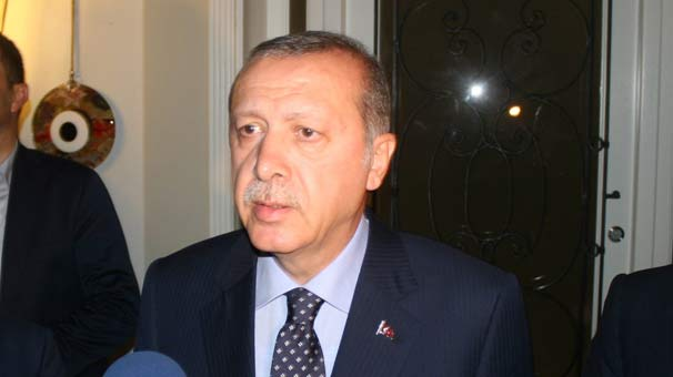 Erdoğan'dan açıklama