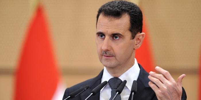 Esad: Palmira saldırısı Halep zaferini önemsizleştirme çabası