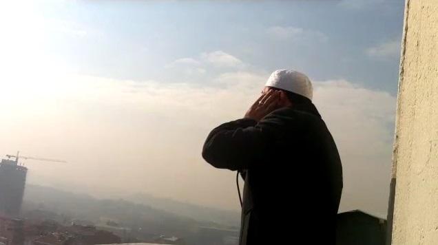 AKP'li yönetici: Ezan Türkçe olsun