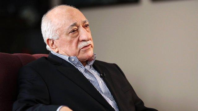 Gülen'den ABD'ye 'direnme' çağrısı