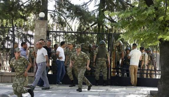Gözaltındaki erlerin durumu açıklandı