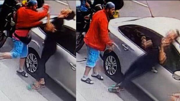 'Ramazan dayakçısı' gericinin ifadesi ortaya çıktı: Yürürken yüzüne duman gelmiş!