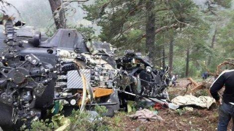Genelkurmay Giresun'daki helikopterin düşüş nedenini açıkladı