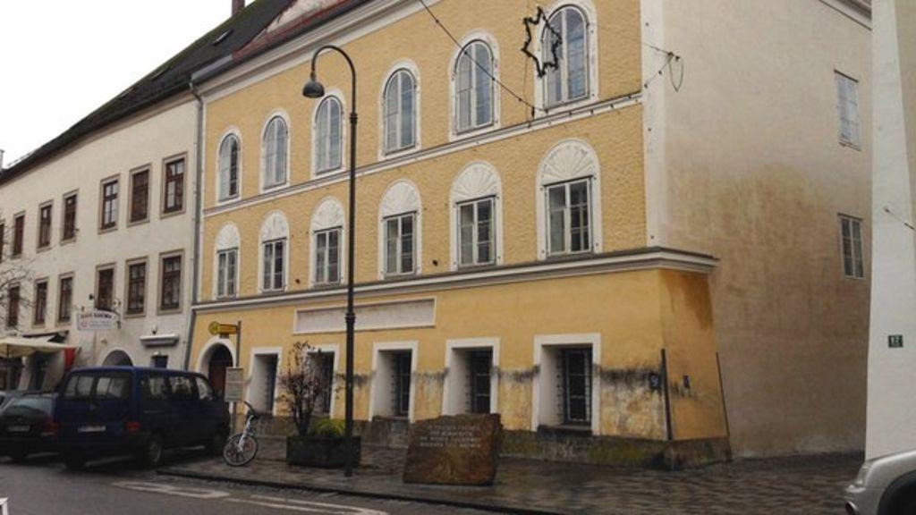 Hitler'in evine yıkım kararı