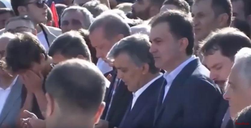 VİDEO | Olçaklar'ın cenazesinde imamın 'dua'sı: Okumuşların şerrinden koru bizi yarabbi