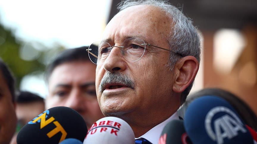 Kılıçdaroğlu'ndan Gülen'in iadesi için flaş açıklama
