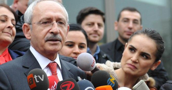 Kılıçdaroğlu'ndan Berberoğlu ziyareti sonrası açıklama