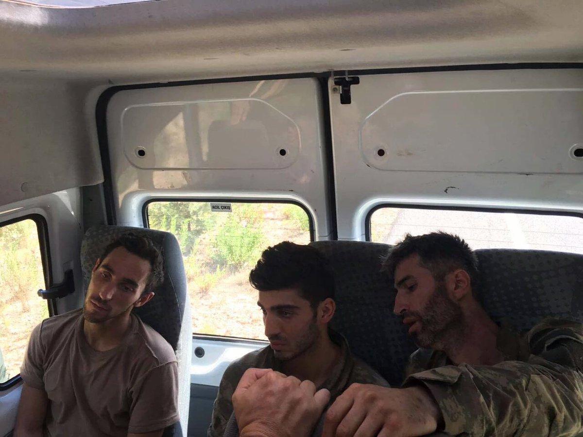 Marmaris'te aranan 3 komando daha yakalandı