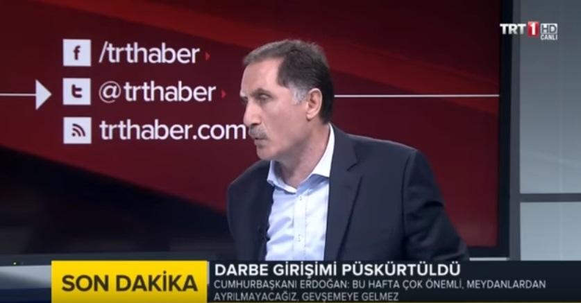Erdoğan'ın danışmanından 'darbe'yi engelleme' formülü: Silah ruhsatı kolaylaşacak