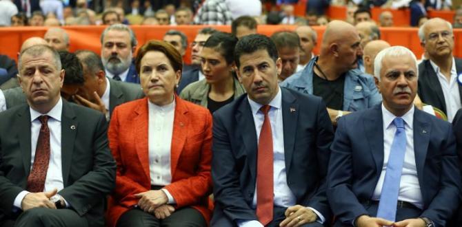 MHP'li muhaliflerden 'emanetçi aday' planı