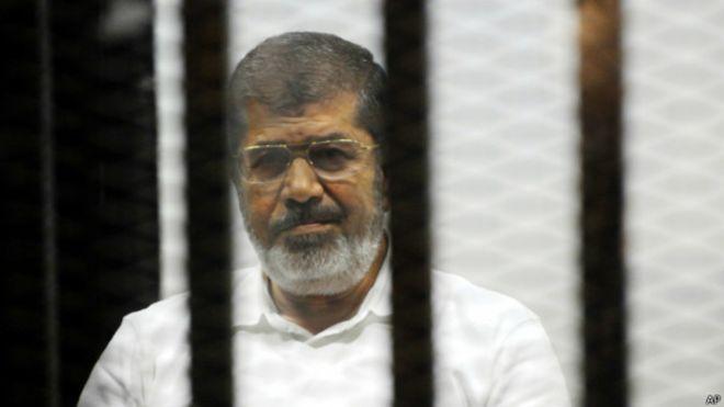 Mursi'ye idam kararı bozuldu