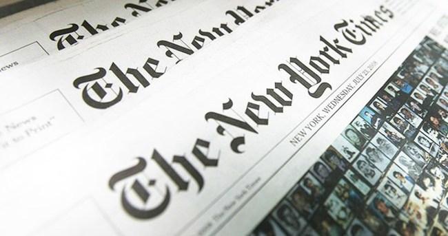 New York Times: 15 Temmuz darbe girişimi her türlü muhalifi bastırmak için kullanılıyor