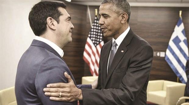 Obama'dan Çipras'a: Bana sakin bir yer bul