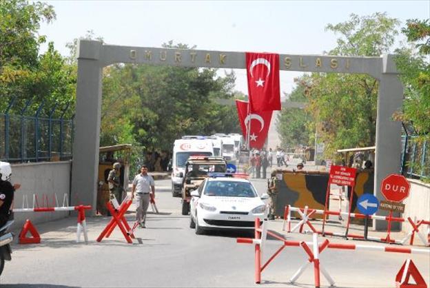 Siirt'te bir yarbay intihar etti
