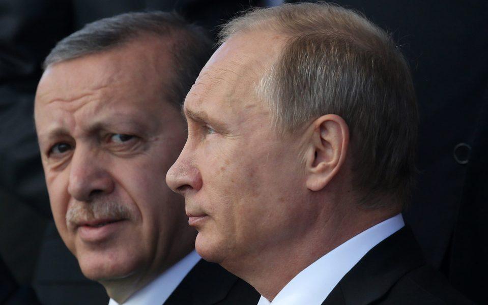 Putin Erdoğan'a telefon etti