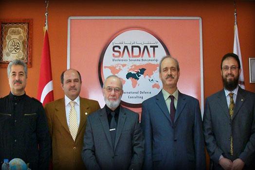 'Karanlık' örgüt SADAT'tan ilk açıklama