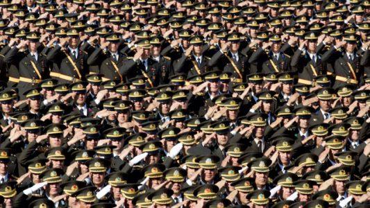 10 bin askere 'Geri dönün' çağrısı