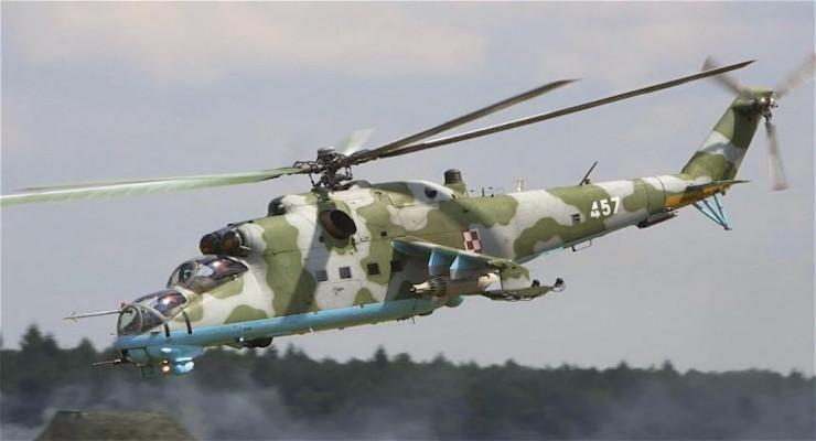 Rusya'dan IŞİD'in helikopter iddiasına yalanlama