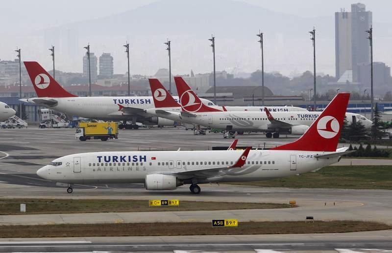 ABD, Türkiye uçuşlarını yasakladı