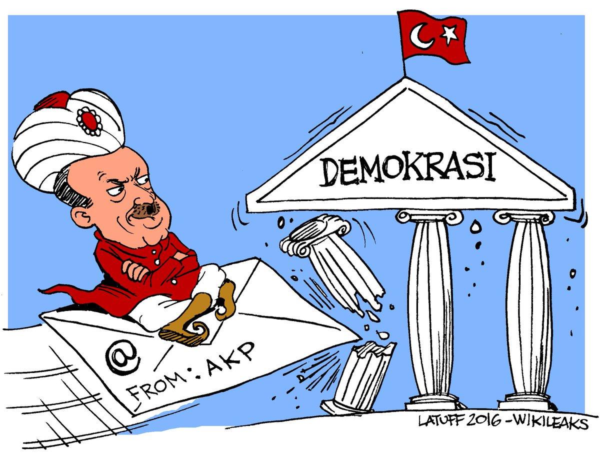 WikiLeaks yayına #ErdoganEmails ile başlayacağını duyurdu