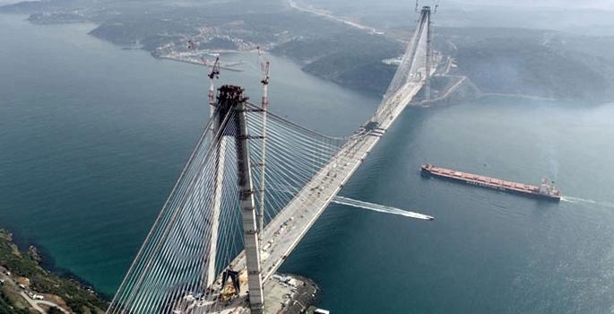 Kamyonculardan 3. köprüye alternatif: 200 lira yerine 17 lira
