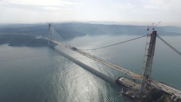 İki köprünün gelirleri ile beslenen Üçüncü Köprü'ye büyük zam!