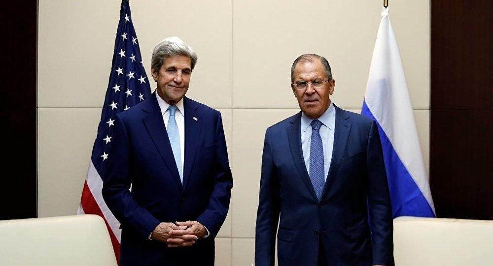 Rus-Amerikan ilişkileri tek plana odaklandı