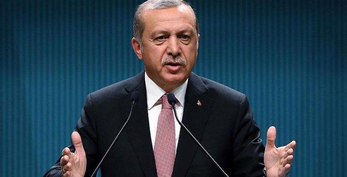 """Erdoğan'dan sermayeye güvence: """"Normalleşme sürecek"""""""