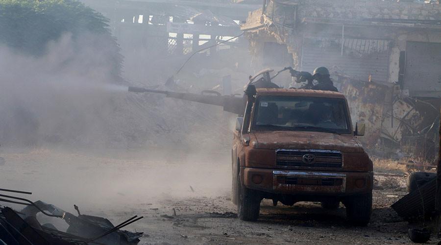 Rusya Suriye'deki kimyasal saldırıları teyit etti