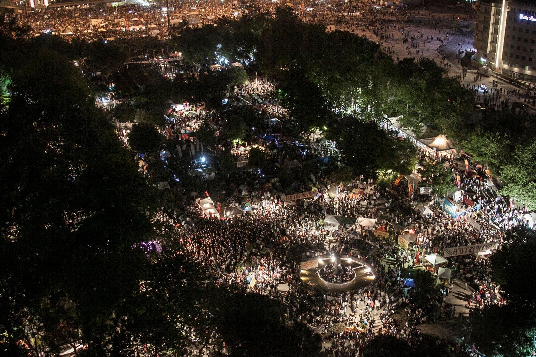 Başardıkları ve başaramadıkları ile Gezi Direnişi