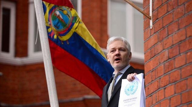 Julian Assange'a suikast girişimi iddiası