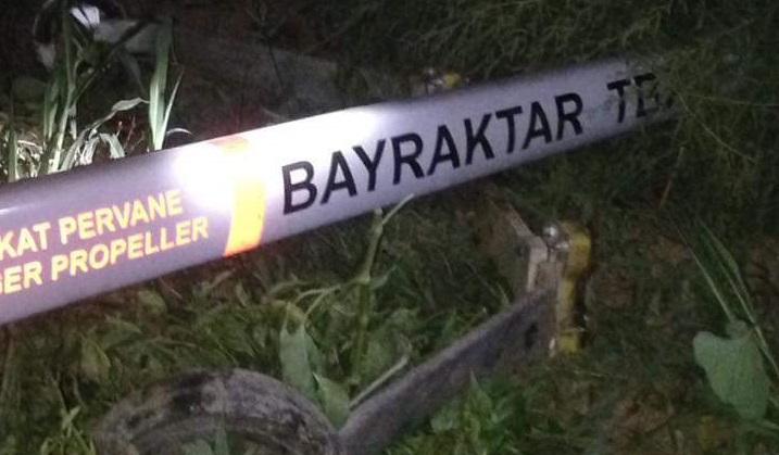 Erdoğan'ın damadının İHA'sı düştü