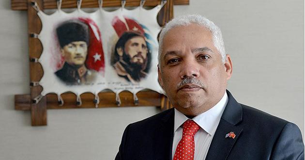 TBMM Başkanı Kahraman'a bir tepki de Büyükelçi'den: Küba'nın en büyük düşmanları bile...