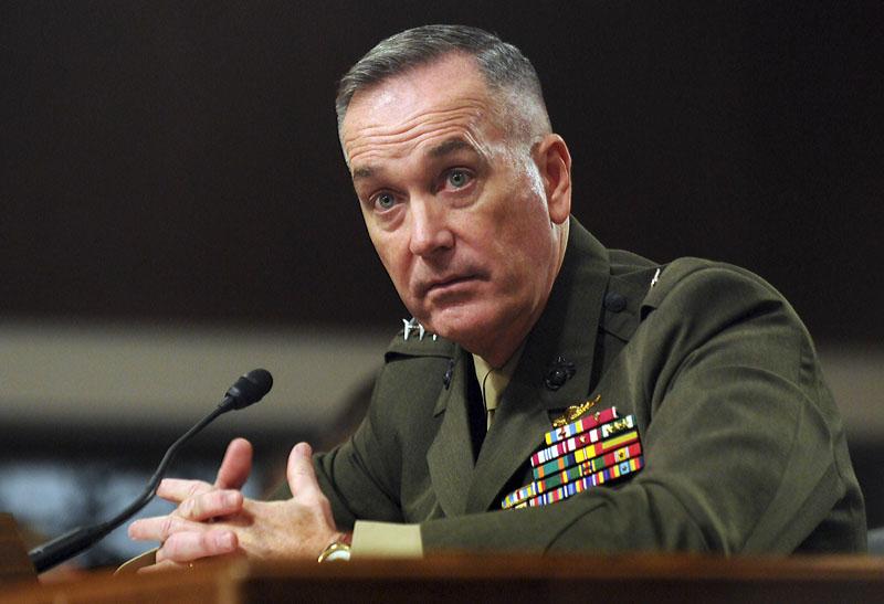 ABD Genelkurmay Başkanı hakkında suç duyurusu