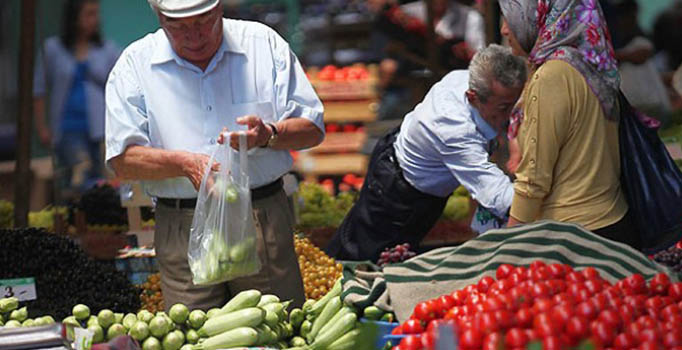 Temmuz ayı enflasyonu açıklandı