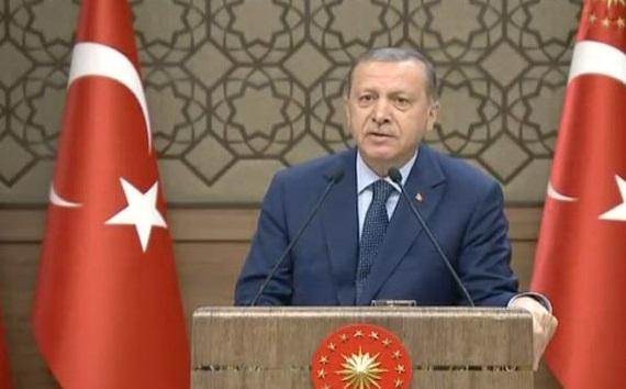 Erdoğan özür diledi!