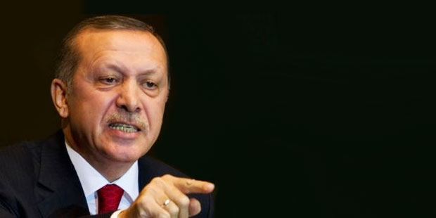 Erdoğan'dan AB'ye