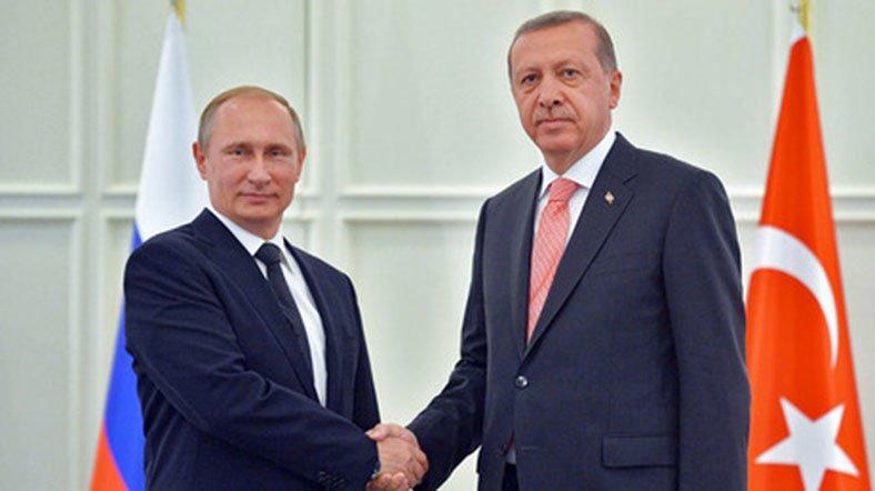 Erdoğan-Putin zirvesi sona erdi: İki liderden ortak açıklama