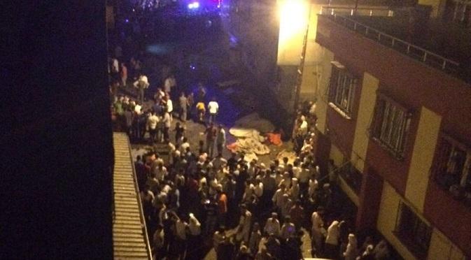 Gaziantep'te düğüne bombalı saldırı: 30 ölü, 94 yaralı