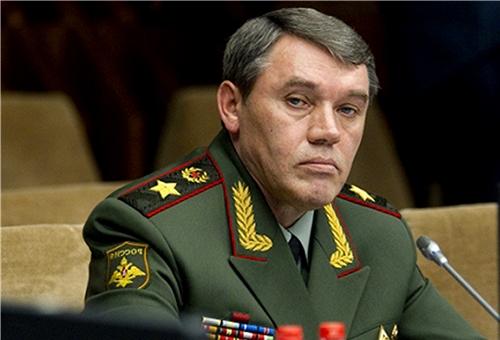 Rus ordusunun tepesindeki isim'bu kez' geliyor