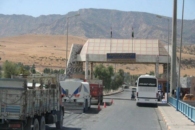 Barzani'nin sınır kapıları Bağdat'a bağlanıyor